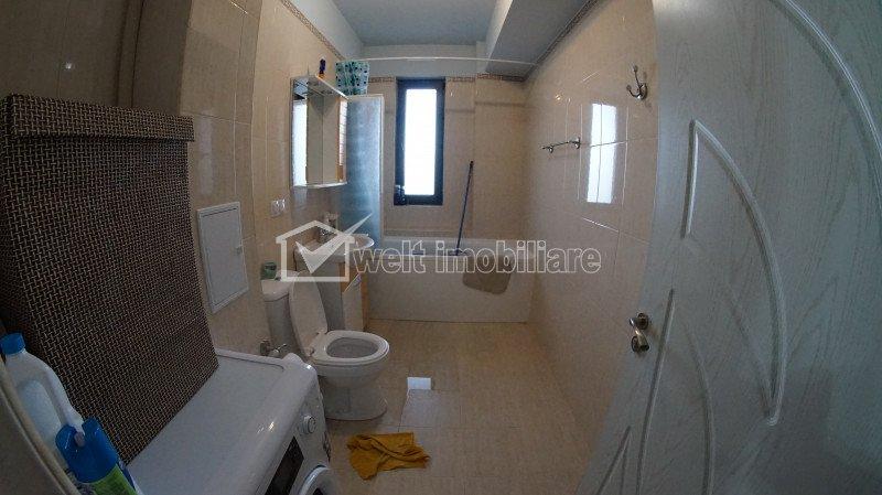Apartament cu garaj, 2 camere finisat si mobilat in Borhanci