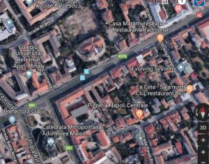 Vanzare casa si teren in zona centrala a Clujului
