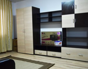 Apartament 2 camere, bloc nou, mobilat, utilat, parcare, cartierul Europa