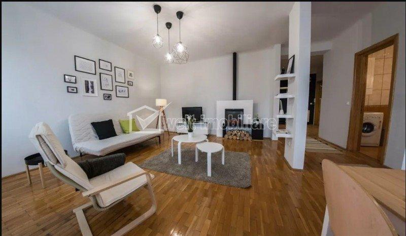 Apartament cu 3 camere, confort sporit, semidecomandat, Centru