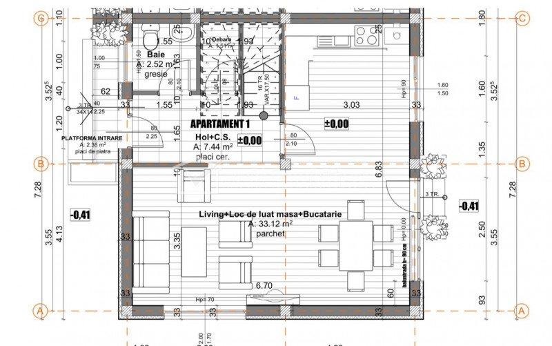 Casa tip Duplex 114mp utili zona Iulius Park Intre Lacuri