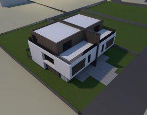 Casa noua de vanzare, 229mp utili, teren 500 mp, zona Europa