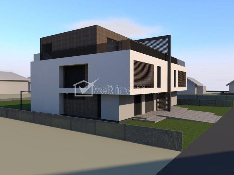 Maison 5 chambres à vendre dans Cluj-napoca, zone Europa