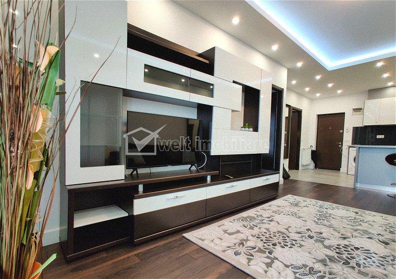 Apartament 2 camere in imobil nou, lux, prima inchiriere, Centru