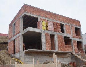 Vila 5 camere, 155mp, 518mp teren, Borhanci
