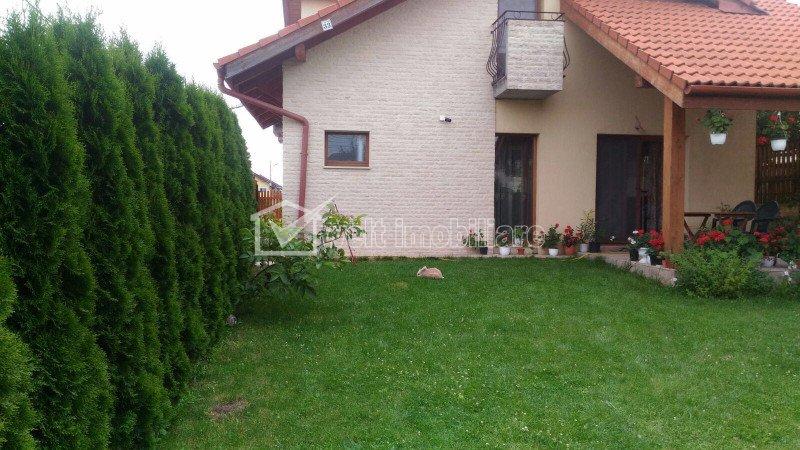Casa individuala, 226 mp utili, 500 mp teren, cartier Europa
