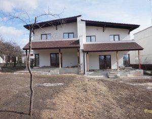Duplex 150 mp, gradina spatioasa 350 mp, Grigorescu, zona Hotel Premier