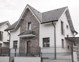 Vanzare casa noua in Borhanci, teren 400 mp, ansamblu privat de case