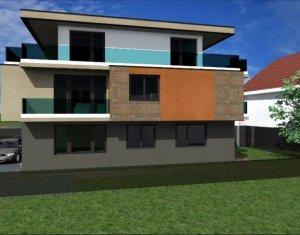 Teren cu casa demolabila de vanzare, autorizat, cartierul Gheorgheni