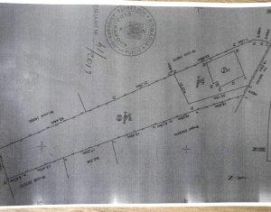 Teren 860mp, Dambul Rotund, zona linistita, viabilizata, urbanizata