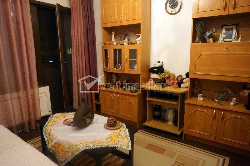 Vanzare apartament cu 3 camere, mobilat si utilat, Floresti, strada Tautiului