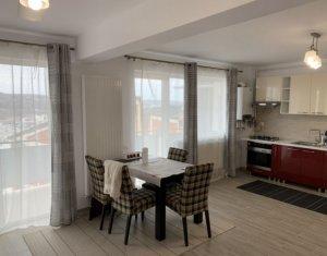 Apartament de inchiriat 2 camere, finisat si echipat modern, garaj, zona VIVO