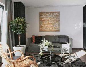 Apartament de 2 camere finisat modern, etaj intermediar, parcare subterana