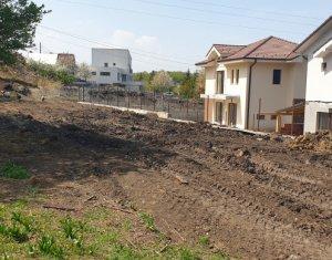 Teren cu autorizatie pentru constructie casa , 460 mp, Faget