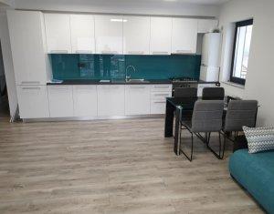 Apartament 4 camere, 2 bai, 2 parcari, utilat si mobilat modern, Eugen Ionesco