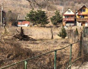 Teren intravilan 1100 mp, Valea Garbaului, zona Roata