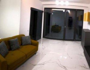 Apartament 1 camera, bloc nou, complet utilat, mobilat modern, zona Iulius Mall