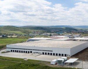 Ipari helyiség kiadó on Cluj-napoca, Zóna Floresti