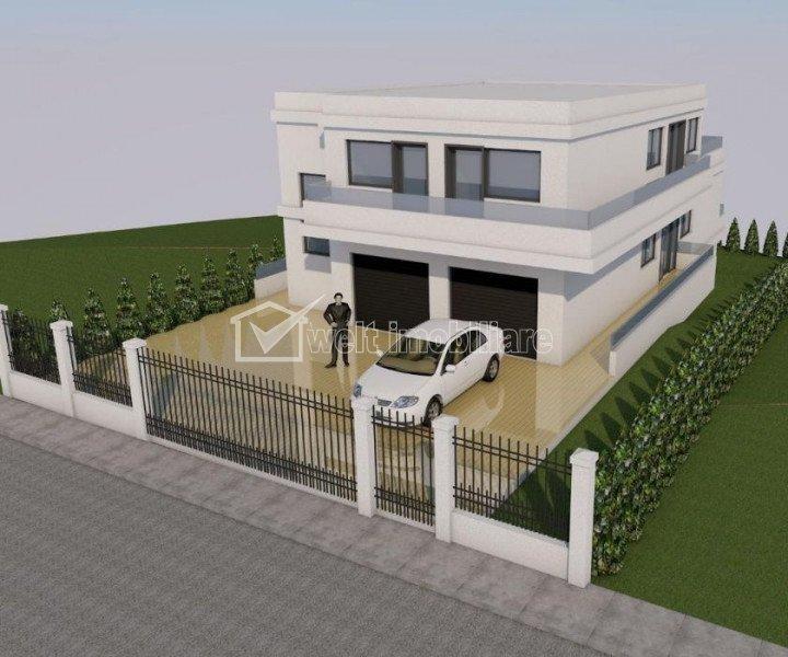 Ház 3 szobák eladó on Cluj-napoca, Zóna Manastur