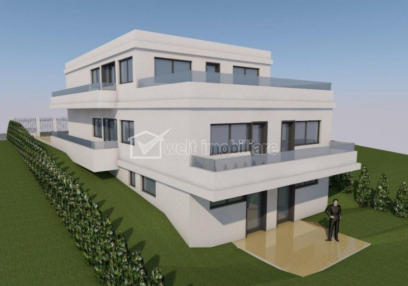 Id p15800 casa 3 camere de vanzare manastur cluj napoca for Casa ultramoderna