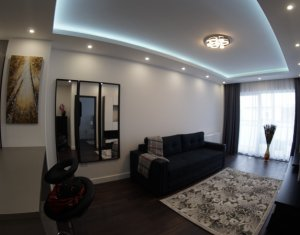 Apartament 2 camere in imobil nou, lux, etaj intermediar, Centru