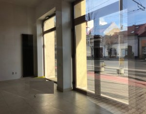 Spatiu comercial central 41 mp, vad pietonal, zona Sora Shopping