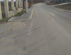 Teren intravilan 8986mp, zona Romul Ladea, Borhanci, cu AVIZ