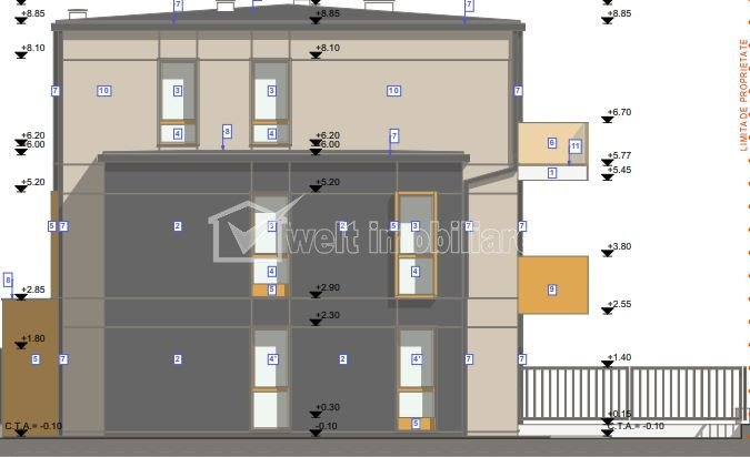 Vanzare apartament 2 camere, decomanadat!