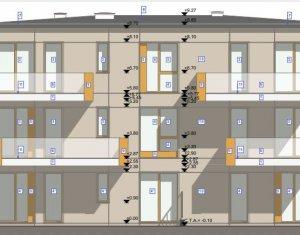 Apartment 3 rooms for sale in Cluj Napoca, zone Borhanci
