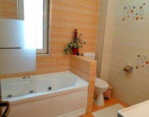 Inchiriere apartament 4 camere confort lux, 2 locuri de parcare,  Buna Ziua