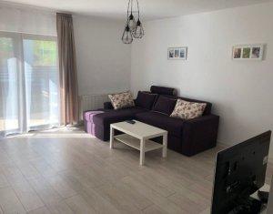 Apartament de inchiriat 2 camere, lux, terasa, Buna Ziua, parcare