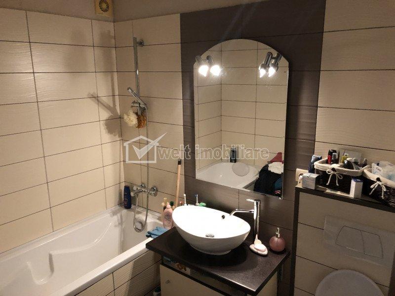 Vanzare apartament 2 camere, cu garaj, Floresti, zona Stejarului
