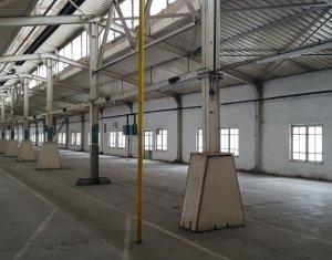 Spatiu productie 1500mp la etaj, lift marfa, H=4m, zona Clujana