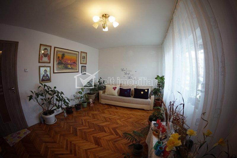 Apartament 3 camere decomandate, 62mp, zona strazii Dunarii