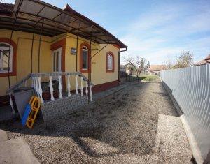 Casa Sannicoara proiect extindere si mansardare 450 mp teren