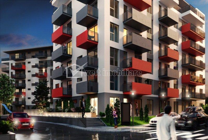 Apartament cu 2 camere, in constructie noua din Marasti