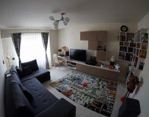 Apartament de vanzare 3 camere, finisat si echipat lux, zona Parcului Primaverii