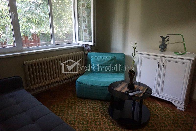 Apartament cu 2 camere, semidecomandat, in Grigorescu, zona strazii Donath