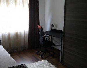 Apartament de inchiriat 3 camere, finisat si echipat lux, in cartierul Zorilor