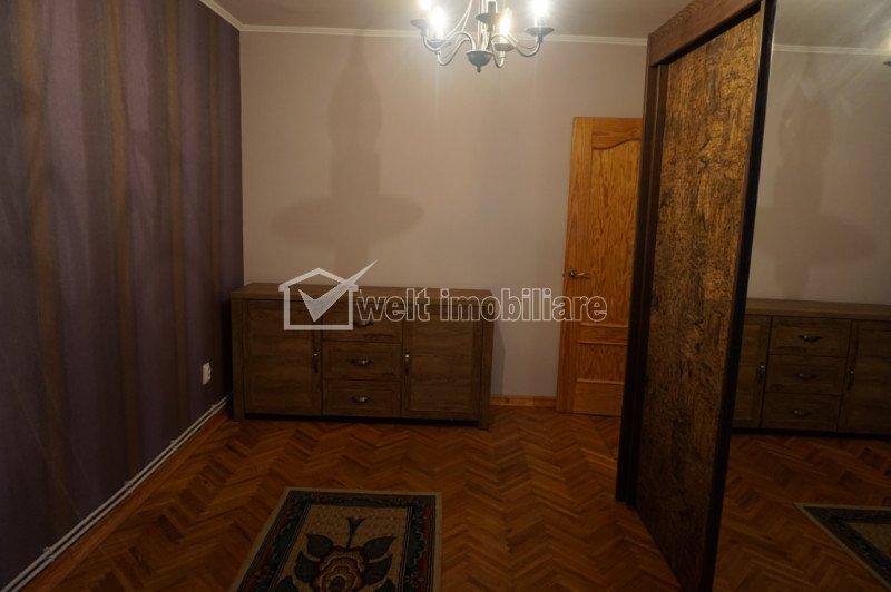 Apartament de vanzare cu 3 camere, 91 mp, strada Titulescu, ocupabil imediat