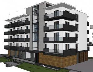 Vanzare apartament 3 camere, Intre Lacuri, semifinisat