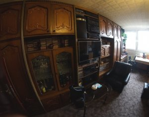 Garsoniera confort 1, etaj intermediar, zona Parang, Manastur, garaj