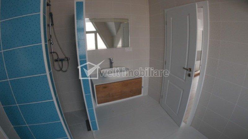 Casa de 160 mp utili, 3 dormitoare, Borhanci, prima inchiriere