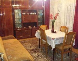 Apartament de inchiriat 2 camere, decomandat, in Zorilor, zona strazii Lunii
