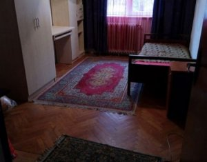 Apartament cu 3 camere, decomandat, utilat, mobilat, in Manastur, zona Big