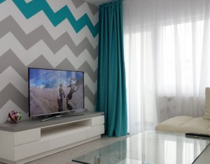 Vanzare apartament 2 camere confort sporit, cu finisaje de lux zona OMV Manastur