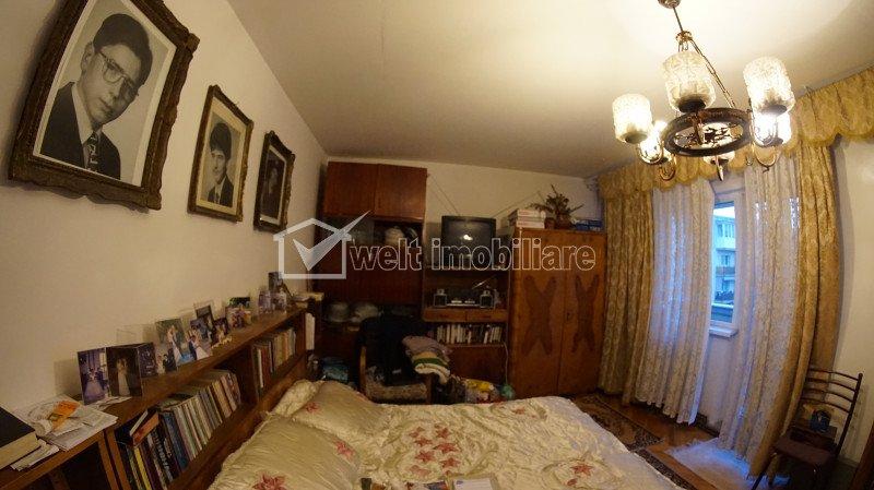 Apartament cu 4 camere de vanzare, cartier Marasti