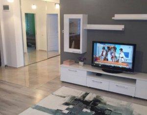 Inchiriere Apartament de lux cu 3 camere, cartier Buna Ziua; garaj
