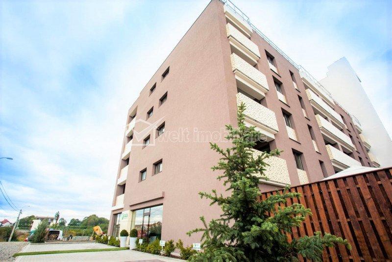 Vanzare apartament 2 camere, parcare subterana, ansamblul rezidential Oaza