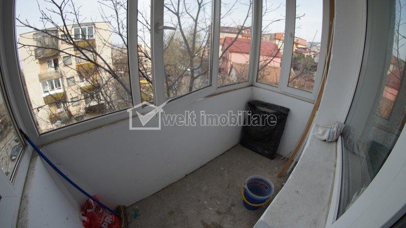 Garsoniera confort 1, etaj intermediar, Zorilor, zona UMF